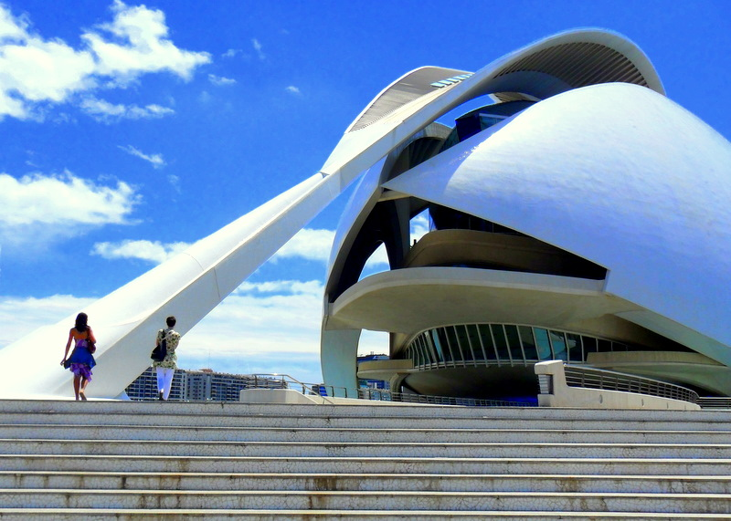 city-of-arts-and-sciences-valencia Spain